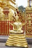 Wat Phra That Doi Suthep i Chiang Mai, Thailand Fotografering för Bildbyråer