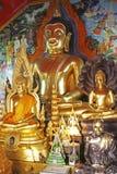 Wat Phra That Doi Suthep i Chiang Mai, Thailand Royaltyfri Fotografi