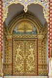 Wat Phra That Doi Suthep i Chiang Mai, Thailand Arkivfoton