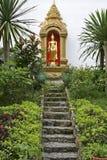 Wat Phra That Doi Suthep i Chiang Mai, Thailand Royaltyfri Foto