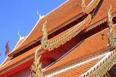 Wat Phra That Doi Suthep ist ein bedeutendes touristisches destin Lizenzfreie Stockfotos