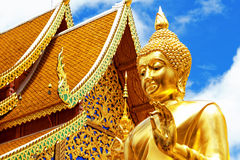 Wat Phra That Doi Suthep Royalty Free Stock Images