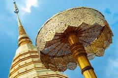 Wat Phra That Doi Suthep Temple Royalty Free Stock Photos