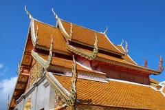 Wat Phra That Doi Suthep Royalty Free Stock Photos