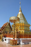 Wat Phra That Doi Suthep, Thailand stock photo