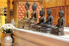 Wat Phra That Doi Suthep, Thailand royalty free stock images
