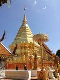 Wat Phra That Doi Suthep Stock Photo