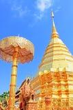 Wat Phra That Doi Suthep, Chiang Mai, Thailand stock image