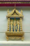Wat Phra That Doi Suthep window Royalty Free Stock Images