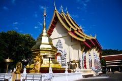 Wat Phra That Doi Tung Stock Photos