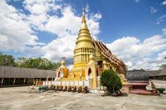 Wat Phra That Duang Deaw, Lamphun Tailândia Foto de Stock Royalty Free