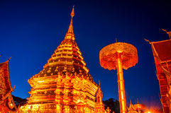 Wat Phra ese Doi Suthep Fotografía de archivo libre de regalías