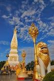 Wat Phra ese Phanom de Tailandia Foto de archivo