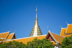 Wat Phra esse Doi Suthep Fotografia de Stock