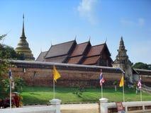 Wat Phra esse Lampang Luang Imagem de Stock