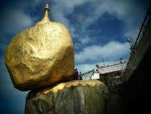 Wat Phra That In Hang Photos stock
