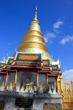 Wat Phra That Hariphunchai Stock Images