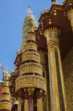 Wat Phra Kaeo, świątynia Szmaragdowy Buddha Obrazy Stock