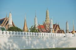 Wat Phra Kaeo στοκ εικόνα με δικαίωμα ελεύθερης χρήσης