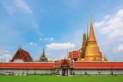 Wat Phra Kaeo Royalty-vrije Stock Fotografie