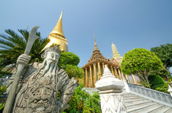 Wat Phra Kaeo Immagine Stock