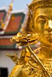 Wat phra Kaeo. Stockbilder