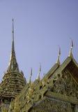 Wat Phra Kaeo stockbilder