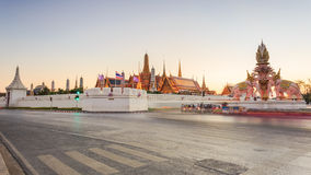 Wat Phra Kaeo Royalty-vrije Stock Afbeelding
