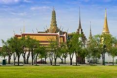 Wat Phra Kaeo Stock Foto's