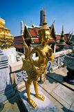 Wat Phra Kaeo, Bangkok. Royalty Free Stock Images