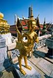 Wat Phra Kaeo, Bangkok. Imágenes de archivo libres de regalías