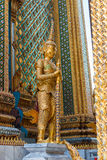 Wat Phra Kaeo,Bangkok-Grand Palace & Temple of the Emerald Buddha or Wat Phra Kaeo in Bangkok, Thailand Stock Photos