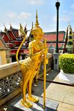 Wat Phra Kaeo, Bangkok, Tailandia Fotografia Stock