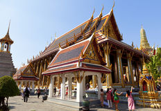 Wat Phra Kaeo,Bangkok,Thai land Stock Images