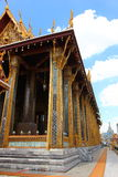 Wat Phra Kaeo. The best temple in Thailand Royalty Free Stock Photo