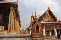 Wat Phra Kaeo em Banguecoque Fotos de Stock