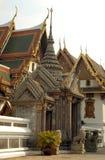 Wat Phra Kaeo em Banguecoque Foto de Stock Royalty Free