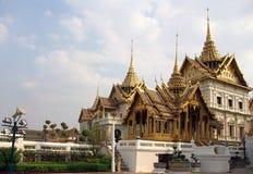 Wat Phra Kaeo em Banguecoque Imagem de Stock Royalty Free