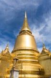 Wat Phra Kaeo lub Uroczysty pałac, świątynia Szmaragdowy Buddha Zdjęcie Royalty Free