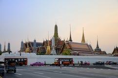 Wat Phra Kaeo Tempel lizenzfreies stockfoto