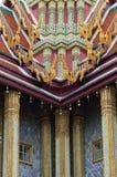 Wat phra kaeo temple bangkok thailand Stock Images