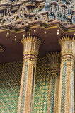 Wat phra kaeo temple bangkok thailand Royalty Free Stock Photo