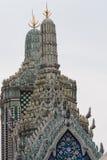 Wat phra kaeo temple bangkok thailand Royalty Free Stock Images