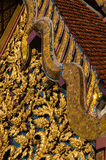 Wat phra kaeo temple bangkok thailand Royalty Free Stock Image