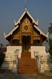 Wat Phra Kaeo universitetslärare Tao Royaltyfria Foton