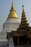Wat Phra Kaeo universitetslärare Tao Arkivfoton