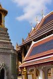 Wat Phra Kaew à Bangkok images libres de droits