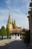 Wat Phra Kaew, świątynia Szmaragdowy Buddha Phra Si Rattana Satsadaram Obrazy Royalty Free