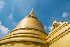 Wat Phra Kaew, ναός του σμαραγδένιου Βούδα Στοκ Φωτογραφίες