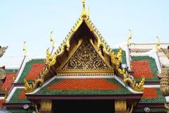 Wat Phra Kaew, Бангкок, Таиланд, Азия стоковое изображение rf